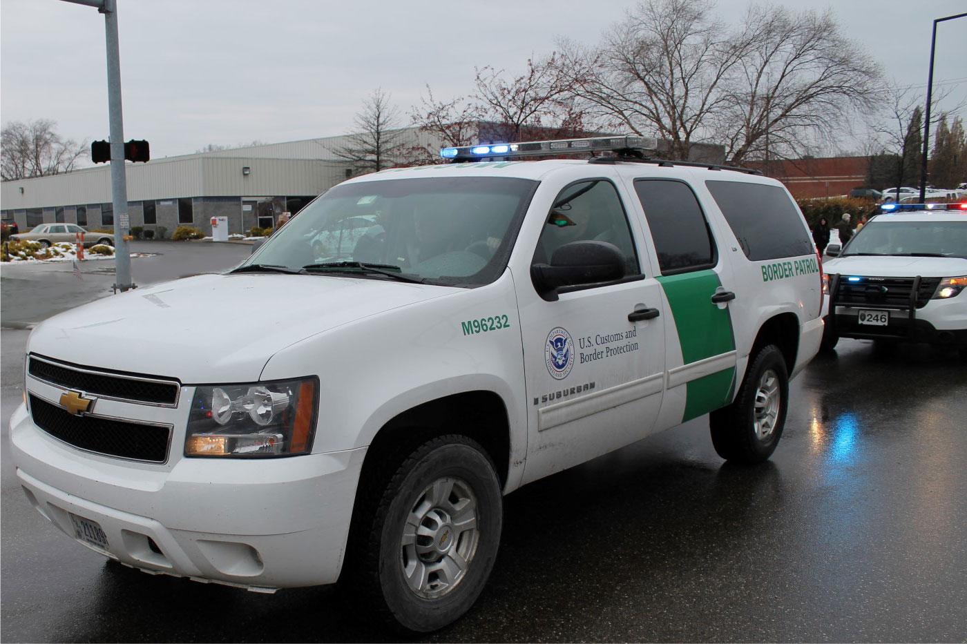 Border Patrol New Orleans