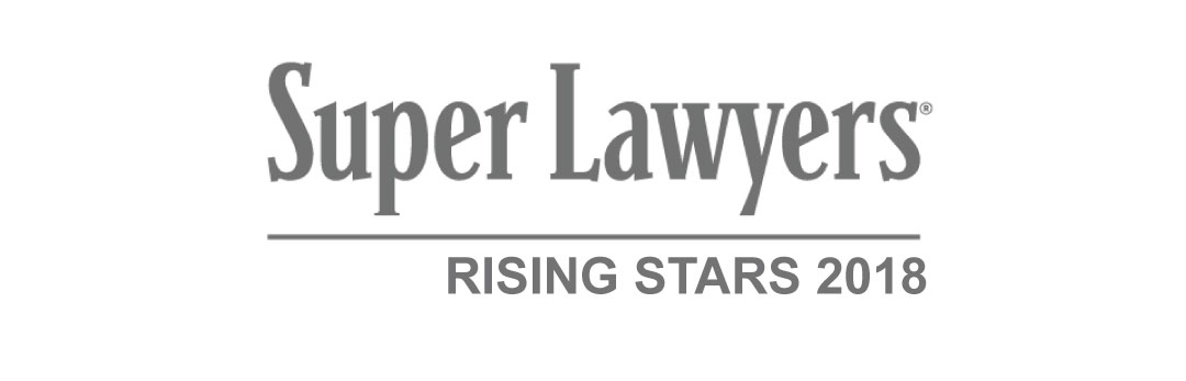 Image result for super lawyers rising stars 2018 logo
