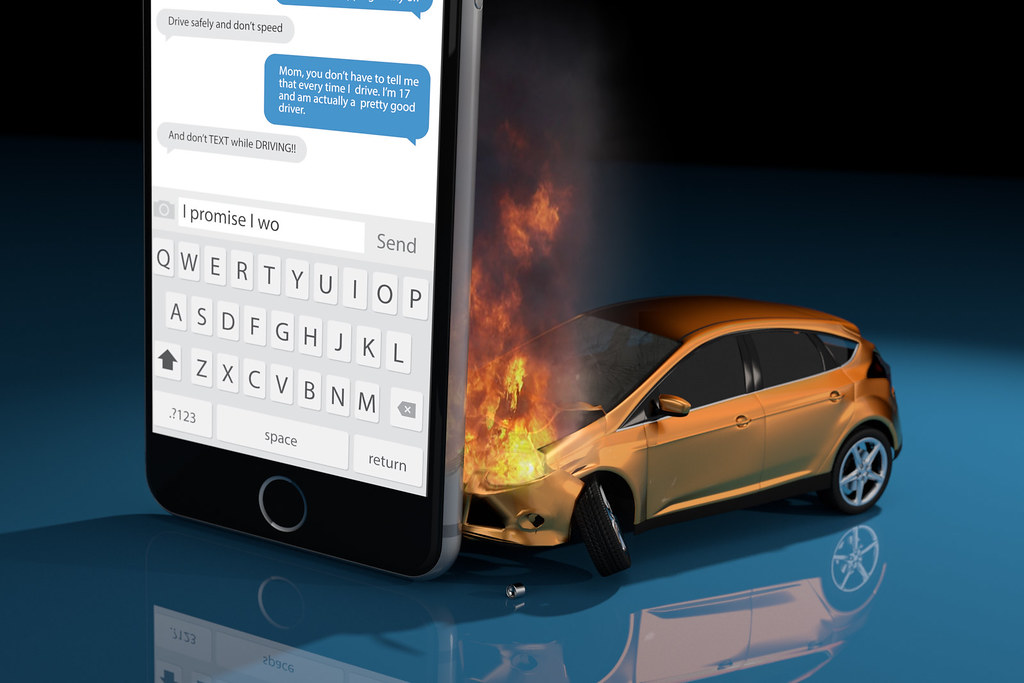 texting accident in New orleans attorneys